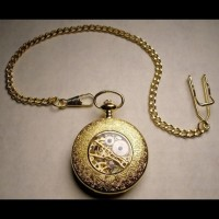 http://www.stylehive.com/bookmark/Neo-Victorian-Steampunk-Brass-Gear-Gold-Pocket-Watch-DIY-Supply-Pendant-342192