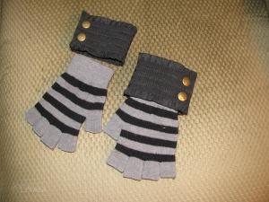 my fingerless gloves