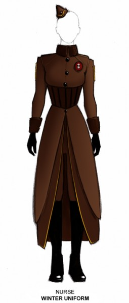 Military-inspired Steampunk (part II) (3/6)
