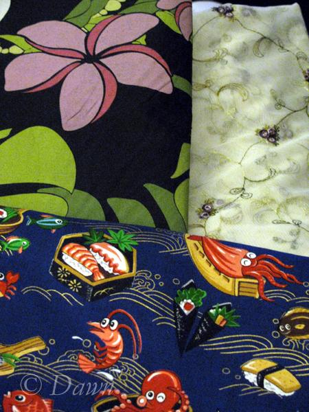 Fabric shopping in Maui (5/5)
