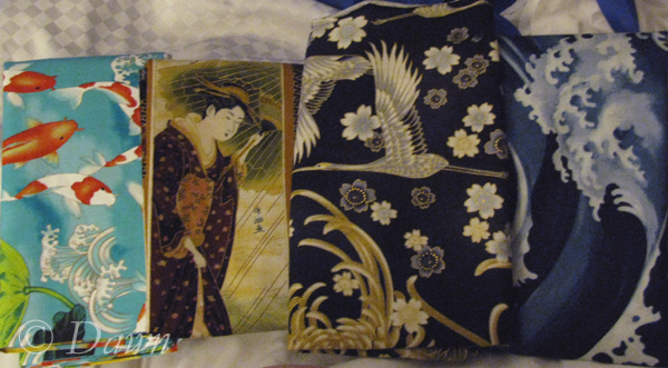 Fabric shopping in Maui (1/5)