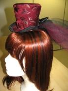 Butterfly top hat