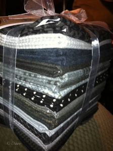 grey flannelette from the show in 2012