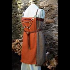 JorgenCraft Hangerback apron dress