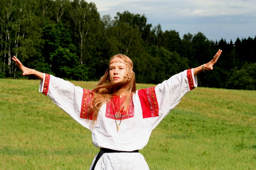 Masha from Arkona photo found on Tumblr