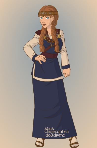 Viking doll maker