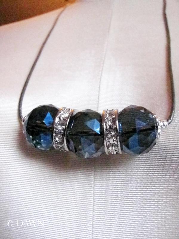 Wonderful extra-large beads