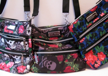 Crossover bags