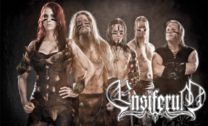 Ensiferum from the Summer Breeze Open Air website