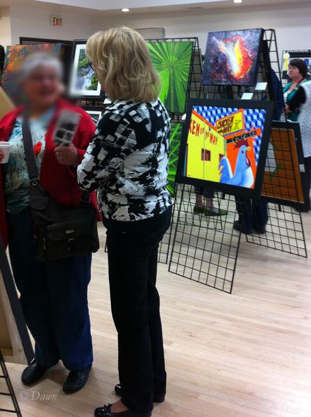 FCA art show