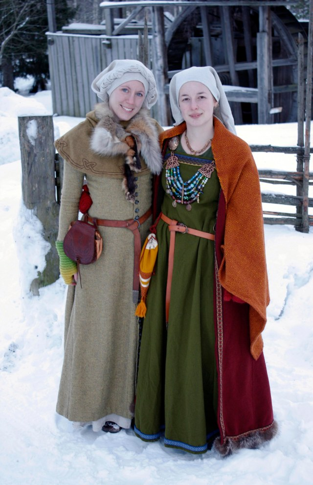 Viking Costume Inspiration From Around The Internet