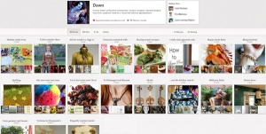 Join me on Pinterest - click for link!