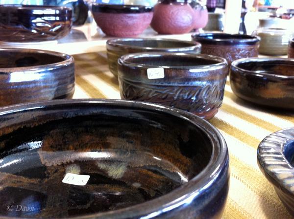 Fairview Pottery sale
