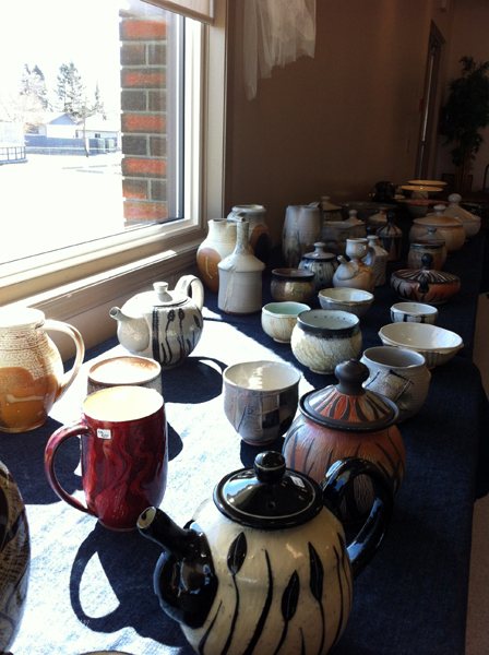 Fairview Pottery sale