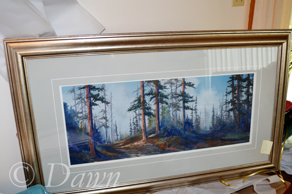 My new painting by artist Joyce Boyer