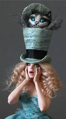 A Mad Hatter S Hat Inspiration 171 Dawn S Dress Diary