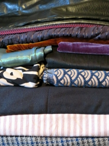 Fabric 'haul' from the Grandmother's Fabric Sale 2014