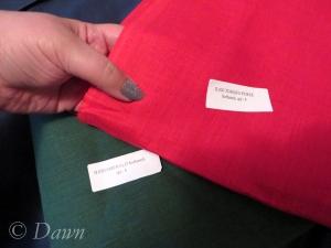 Lightweight linen from Fabric-store.com