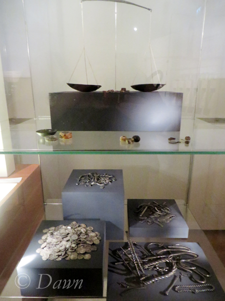 Silver horde from the Iceland National Museum