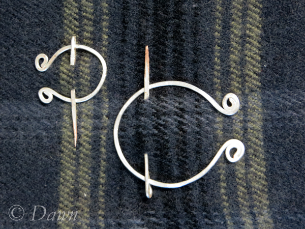 Hand-Made Penannular Brooches
