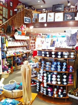 Button & Needlework Boutique in Victoria, BC.