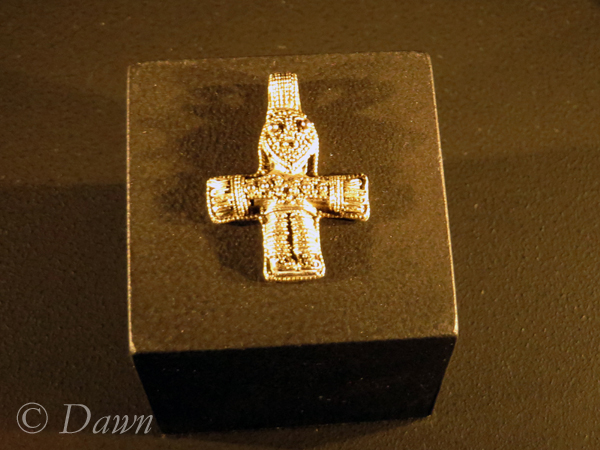 Swedish Viking Age cross