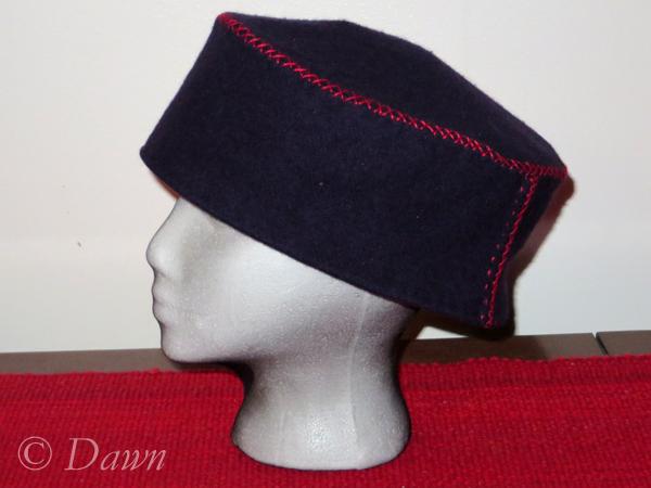 37a95cbb Norse pillbox hat « Dawn's Dress Diary
