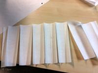Slashing the pillbox pattern to add extra flare