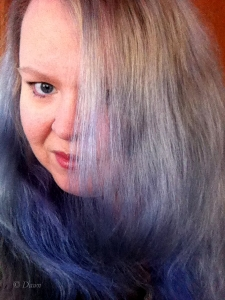 Titanium hair - May 2015