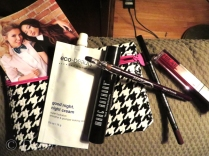 August 2015 Ipsy Glam Bag