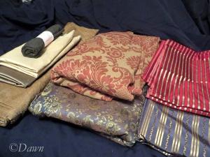 Fabrics from Edmonton's Fabricland