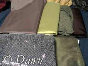 Fabric from EuroKangas in Finland