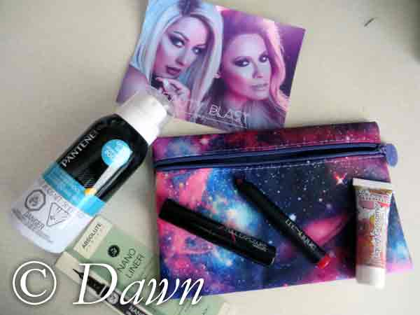 Beauty Blast - November 2015 Glam Bag