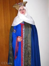 11th Century Byzantine costume
