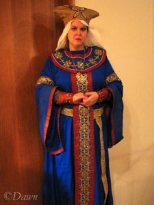 11th Century Byzantine costume (without the cloak)
