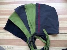 Set of five Jorvik hoods for largess