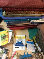 sewing notionsfrom the 2016 Grandmother's Fabric sale
