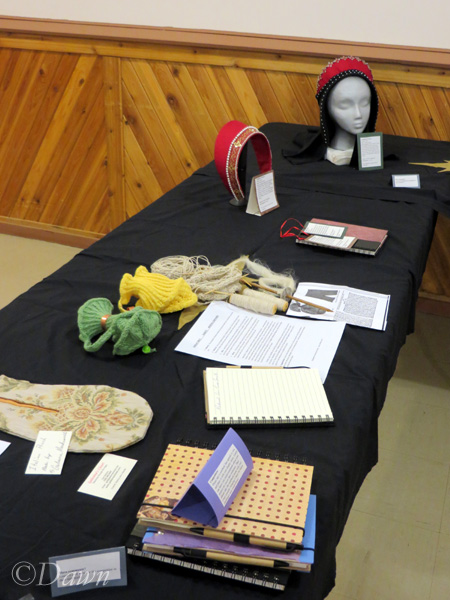 The non-competing displays at Silver Arrow