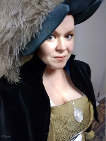 German Renaissance style costume hat