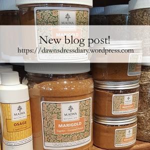 Promo image for Maiwa Supply blog post on Dawn's Dress Diary