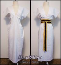 Daisy Viktoria Egyptian gown