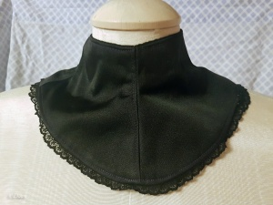 J-Rock inspired neck corset / collar