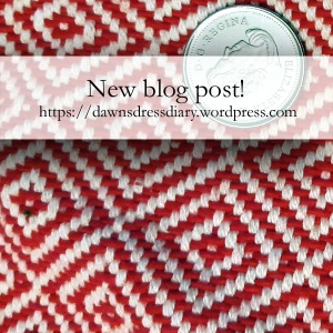 I'm selling off some of my fabrics - want to learn more, check out Dawn's Dress Diary