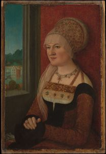 Bernhard Strigel's Portrait of a Woman