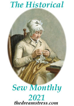 Historical Sew Monthly 2021