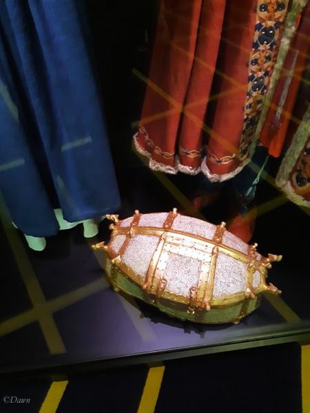 The Cammin casket- c. 1000 CE (replica)