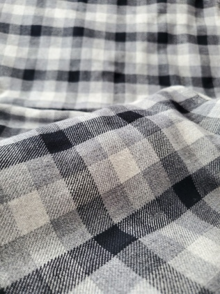 Wool fabric available on my Facebook page